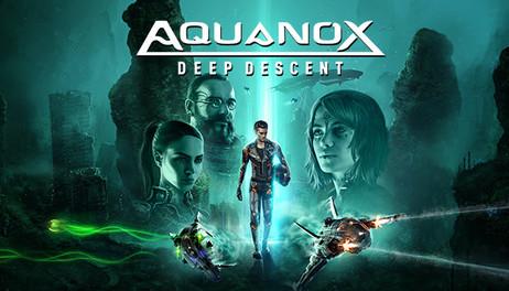 Купить Aquanox Deep Descent