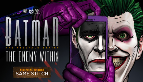 Купить Batman: The Enemy Within - The Telltale Series