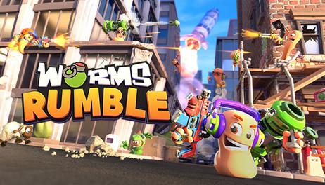 Купить Worms Rumble