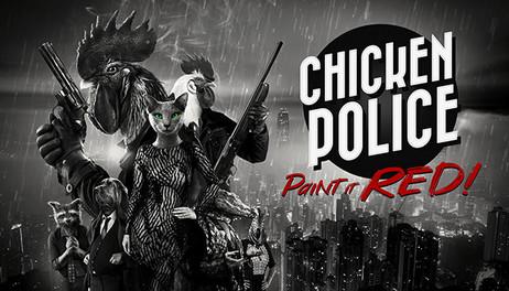Купить Chicken Police