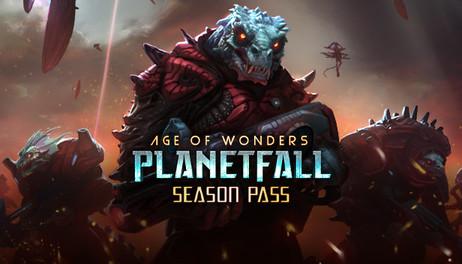 Купить Age of Wonders: Planetfall Season Pass
