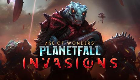 Купить Age of Wonders: Planetfall - Invasions