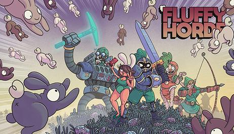 Купить Fluffy Horde