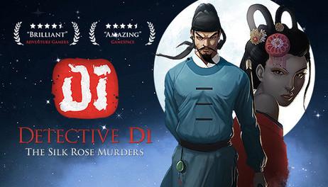 Купить Detective Di: The Silk Rose Murders