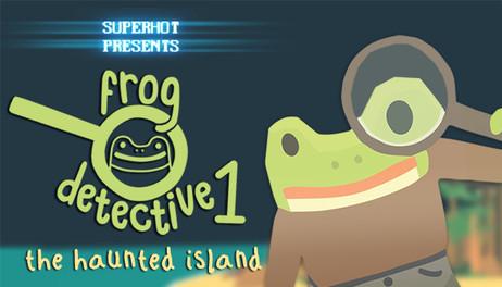 Купить Frog Detective Game: The Haunted Island