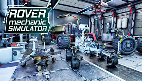 Купить Rover Mechanic Simulator