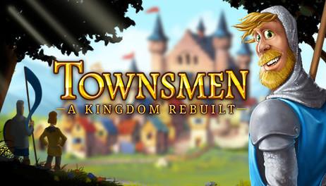 Купить Townsmen - A Kingdom Rebuilt