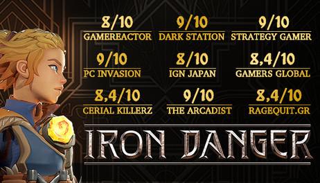 Купить Iron Danger