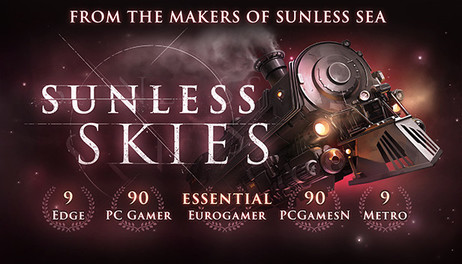 Купить SUNLESS SKIES