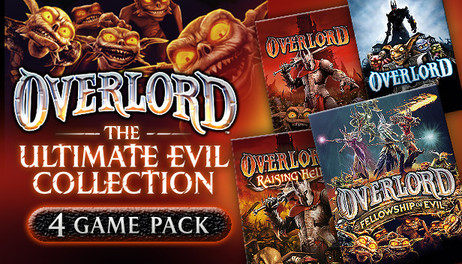 Купить Overlord: Ultimate Evil Collection