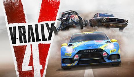 Купить V-Rally 4