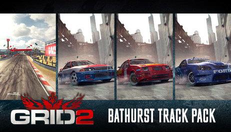 Купить GRID 2 - Bathurst Track Pack