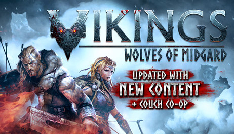 Купить Vikings - Wolves of Midgard