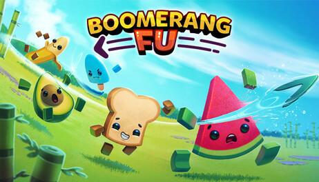 Купить Boomerang Fu
