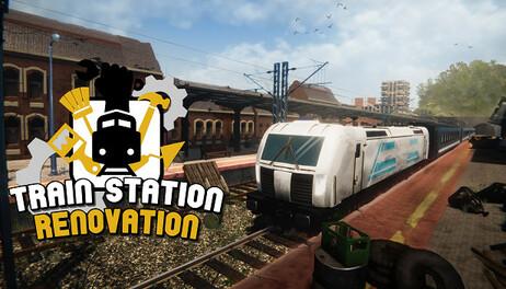 Купить Train Station Renovation