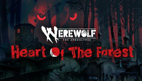 Купить Werewolf: The Apocalypse — Heart of the Forest