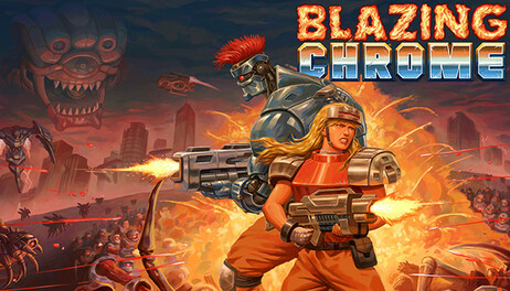 Купить Blazing Chrome