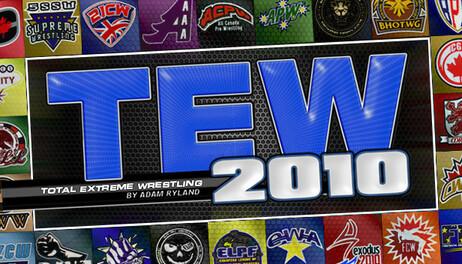 Купить Total Extreme Wrestling 2010