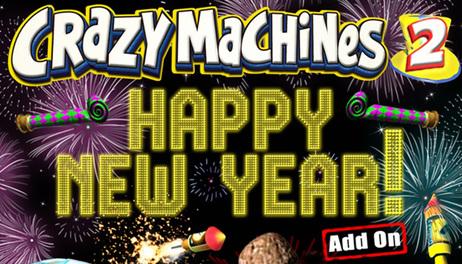 Купить Crazy Machines 2: Happy New Year DLC