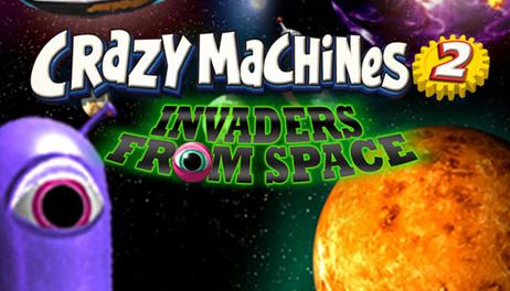Купить Crazy Machines 2 - Invaders from Space