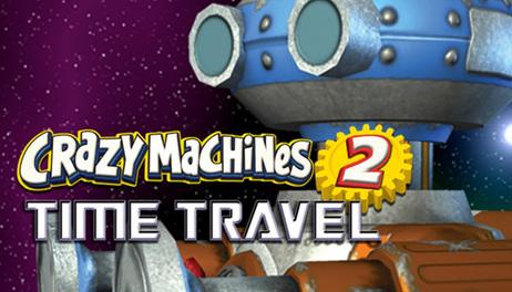 Купить Crazy Machines 2: Time Travel Add-On
