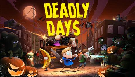 Купить Deadly Days
