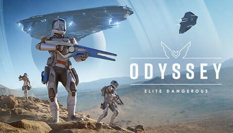 Купить Elite Dangerous: Odyssey