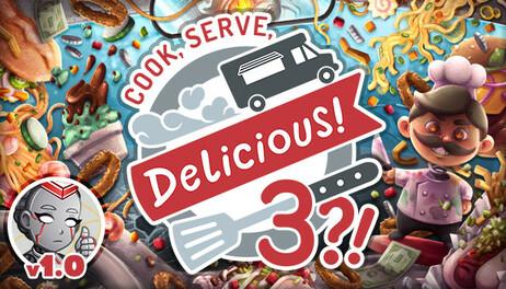 Купить Cook, Serve, Delicious! 3?!