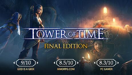 Купить Tower of Time