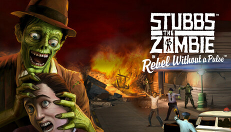 Купить Stubbs the Zombie in Rebel Without a Pulse