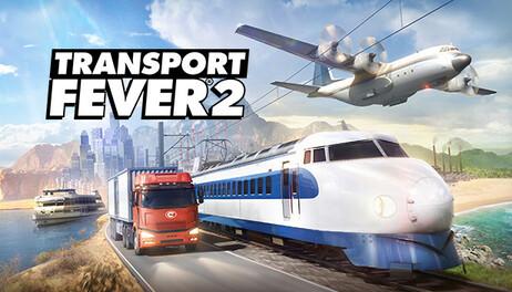 Купить Transport Fever 2