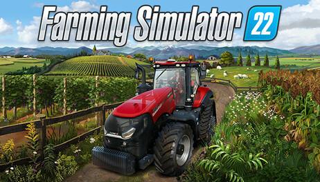 Купить Farming Simulator 22