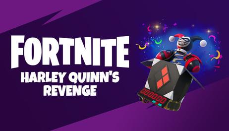 Купить Fortnite - Harley Quinn's Revenge