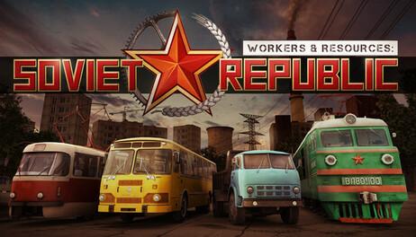 Купить Workers & Resources: Soviet Republic