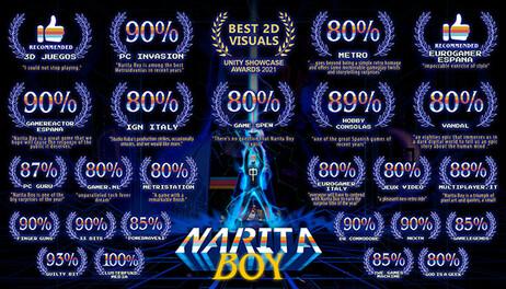 Купить Narita Boy