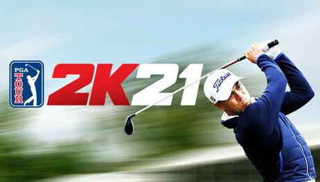 Купить PGA TOUR 2K21