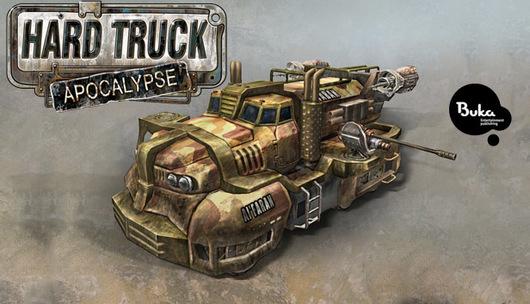 Купить Hard Truck Apocalypse / Ex Machina