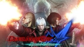Купить Devil May Cry 4 Special Edition