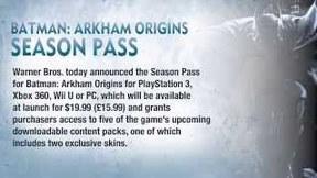 Купить Batman: Arkham Origins - Season Pass