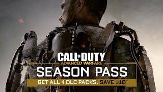 Купить Call of Duty: Advanced Warfare - Season Pass