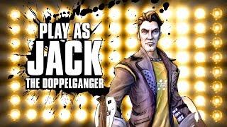 Купить Borderlands: The Pre-Sequel - Handsome Jack Doppelganger Pack