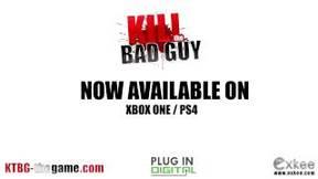 Купить Kill The Bad Guy