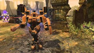 Купить Warhammer 40,000: Dawn of War II - Retribution - The Last Stand Tau Commander