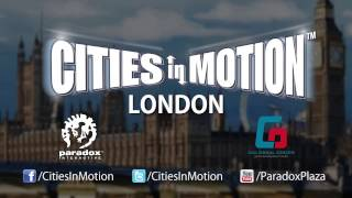 Купить Cities in Motion: London