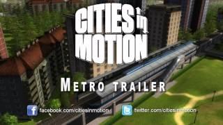 Купить Cities in Motion: Metro Stations