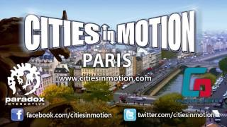 Купить Cities in Motion: Paris