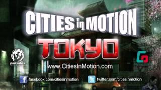 Купить Cities in Motion: Tokyo