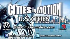 Купить Cities in Motion: US Cities