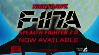 Купить F-117A Nighthawk Stealth Fighter 2.0