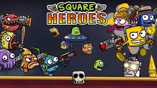 Купить Square Heroes